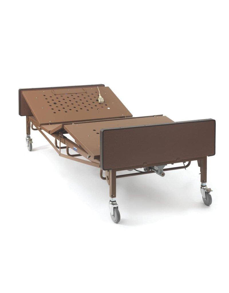 "Medline Industries Full Electric Bari Bed 42"""