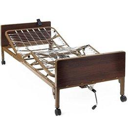 Medline Industries Semi Electric Hospital Bed Standard