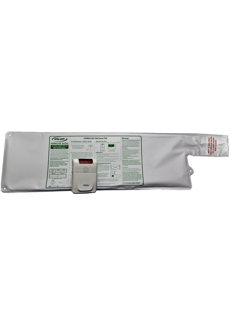 Bed Alarm Kit - Smart Cordless 10'' x 30