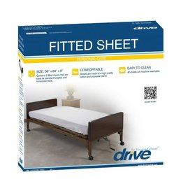 Fitted Sheets, Extra Wide  42x80x8