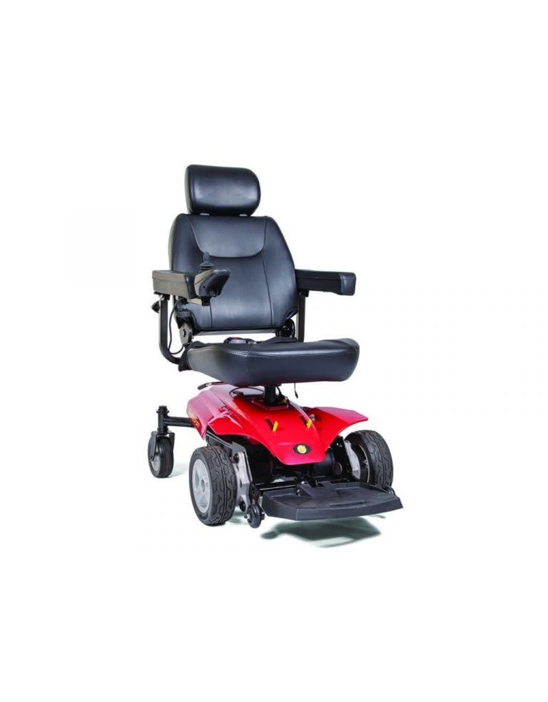 Power Wheelchair, Alante Sport Red 20