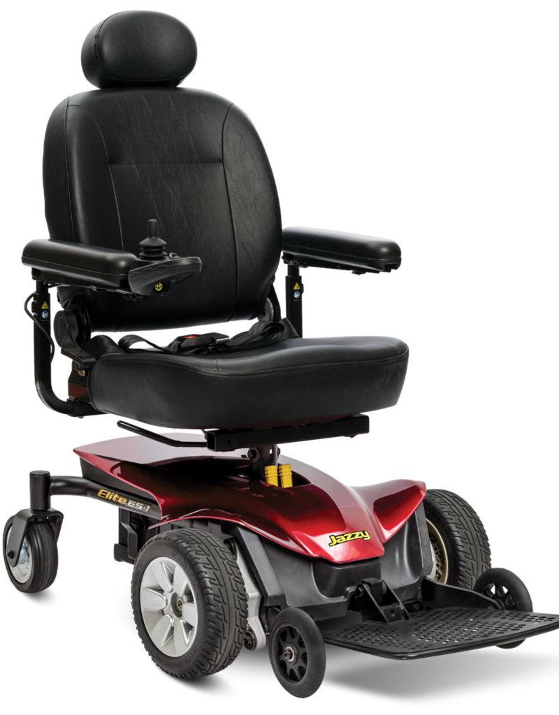 Pride Mobility Jazzy Elite ES    |    FDA Class II Medical Device*