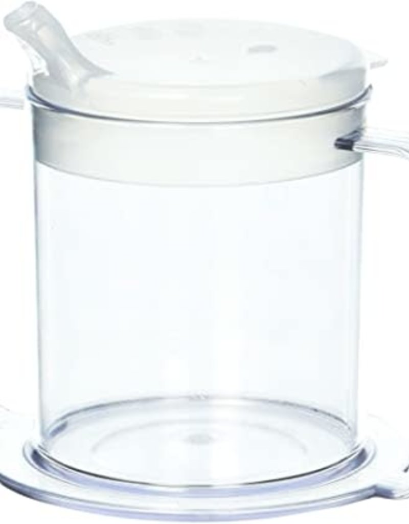 Drive/Devilbiss Clear 2 Handle Cup