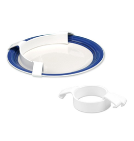 Rose Healthcare Plastic Food Bumpers
