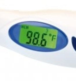 Lumiscope Instant Read Ear Thermometer with ColorCode