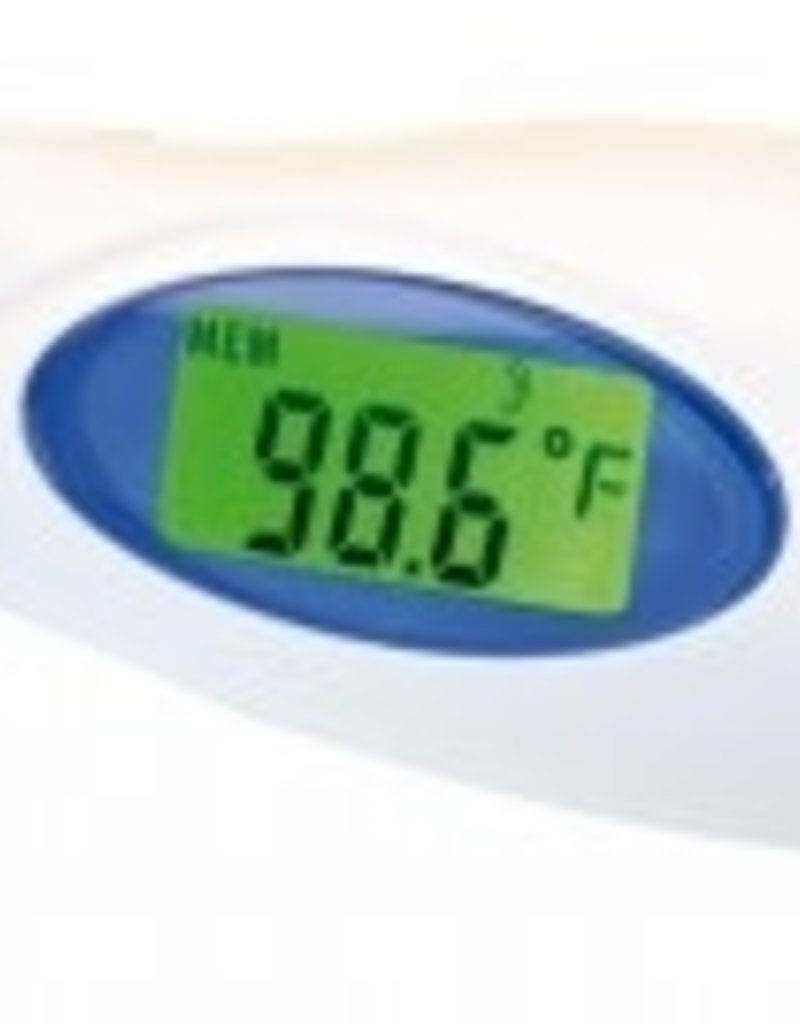 Lumiscope Instant Read Ear Thermometer w/ColorCode