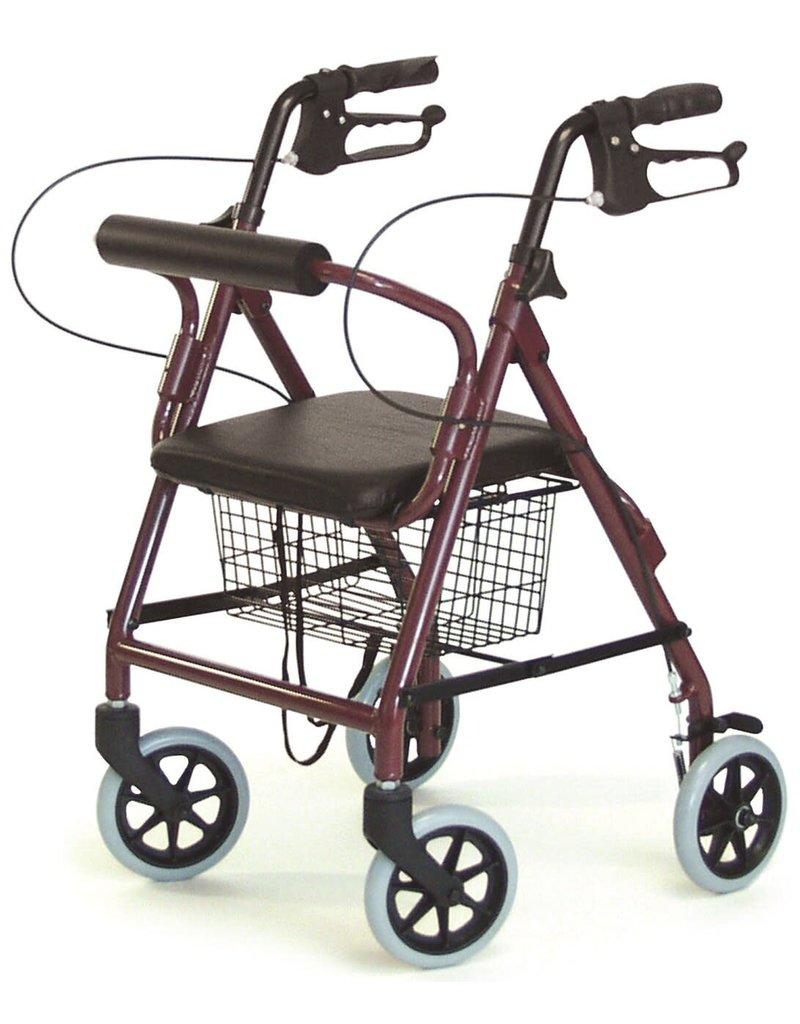 GRAHAM-FIELD WalkAbout Aluminum Rollator