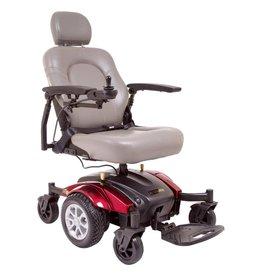Golden Technologies Compass Sport Red Power Wheelchair