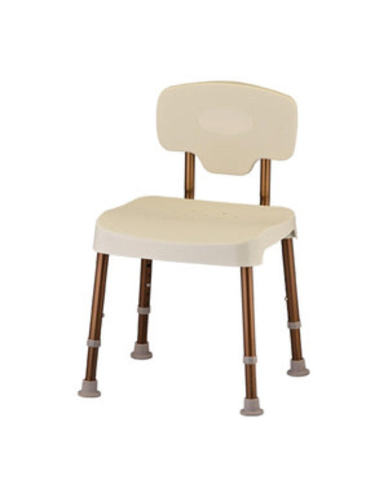 Nova Ortho-Med, INC. Bariatric Bath Chair Bronze- Nova