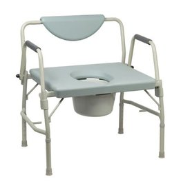 Drive/Devilbiss Bariatric Drop Arm Commode