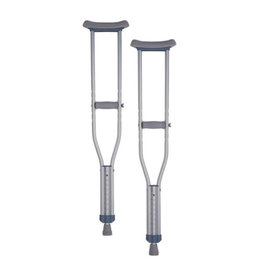 Nova Ortho-Med, INC. Adjustable Aluminum Crutches
