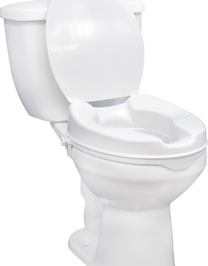 Drive/Devilbiss Drive Toilet Seat Riser