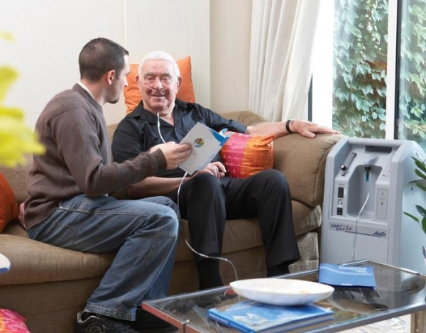 Using a Home Concentrator