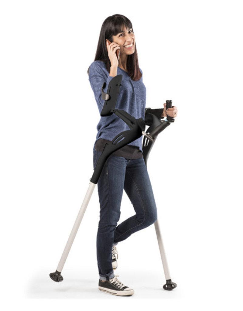 Drive/Devilbiss Forearm Comfort Crutch