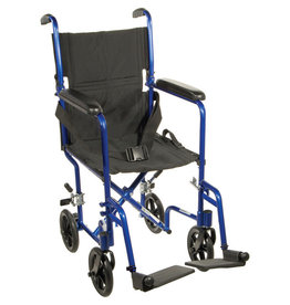 Drive/Devilbiss Aluminum Transport Chair
