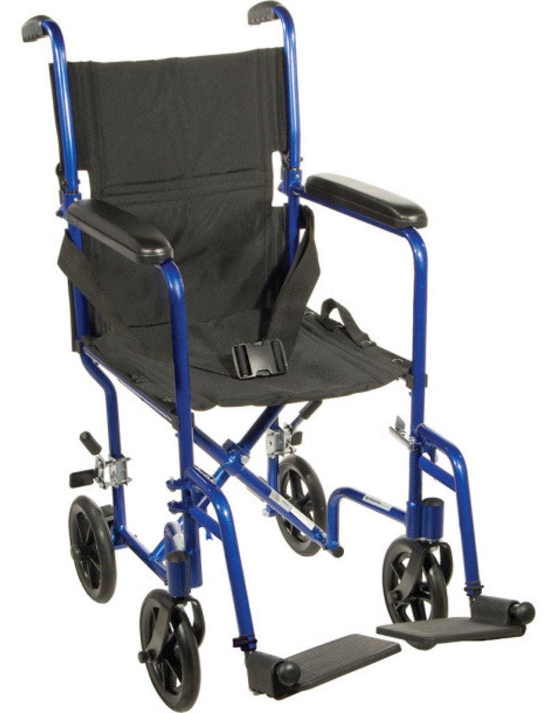 Drive/Devilbiss Aluminum Transport Chair