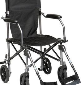 Drive/Devilbiss Travelite Transport Chair
