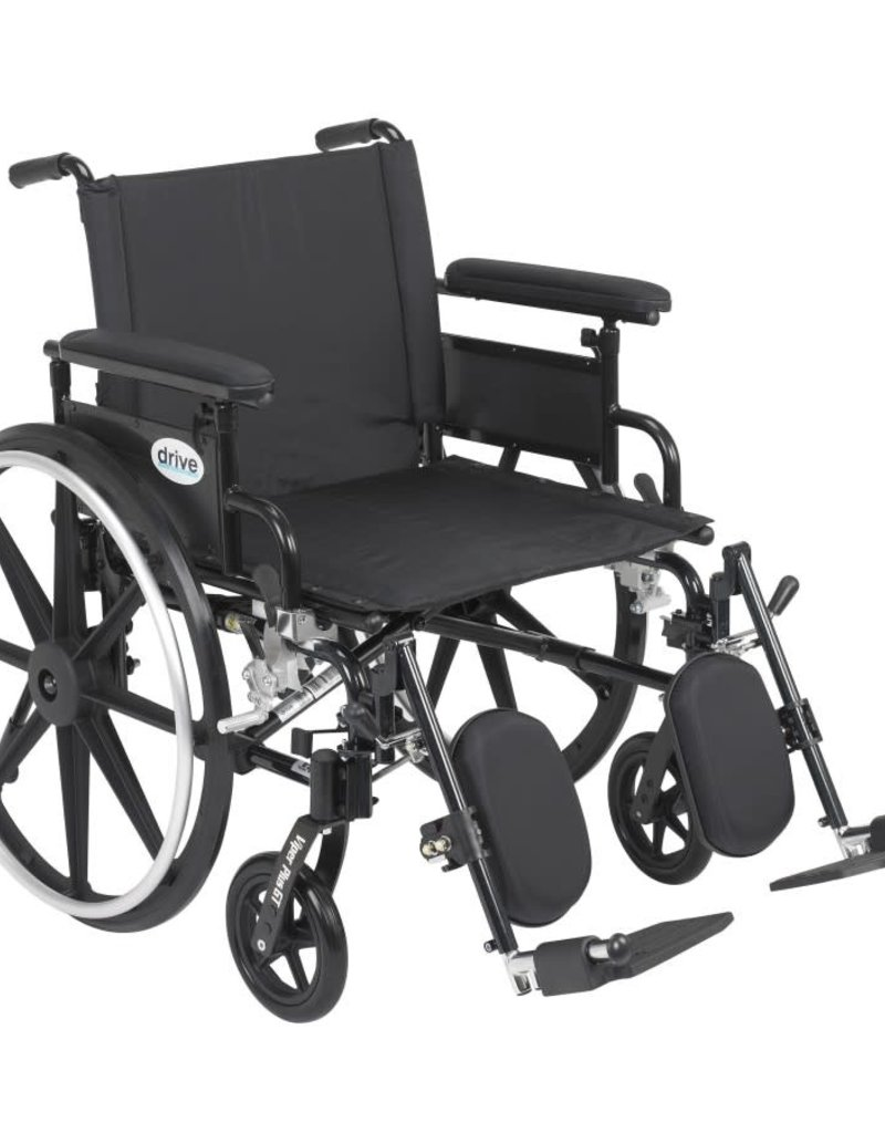 "Drive/Devilbiss Viper Plus GT Wheelchair 22"""