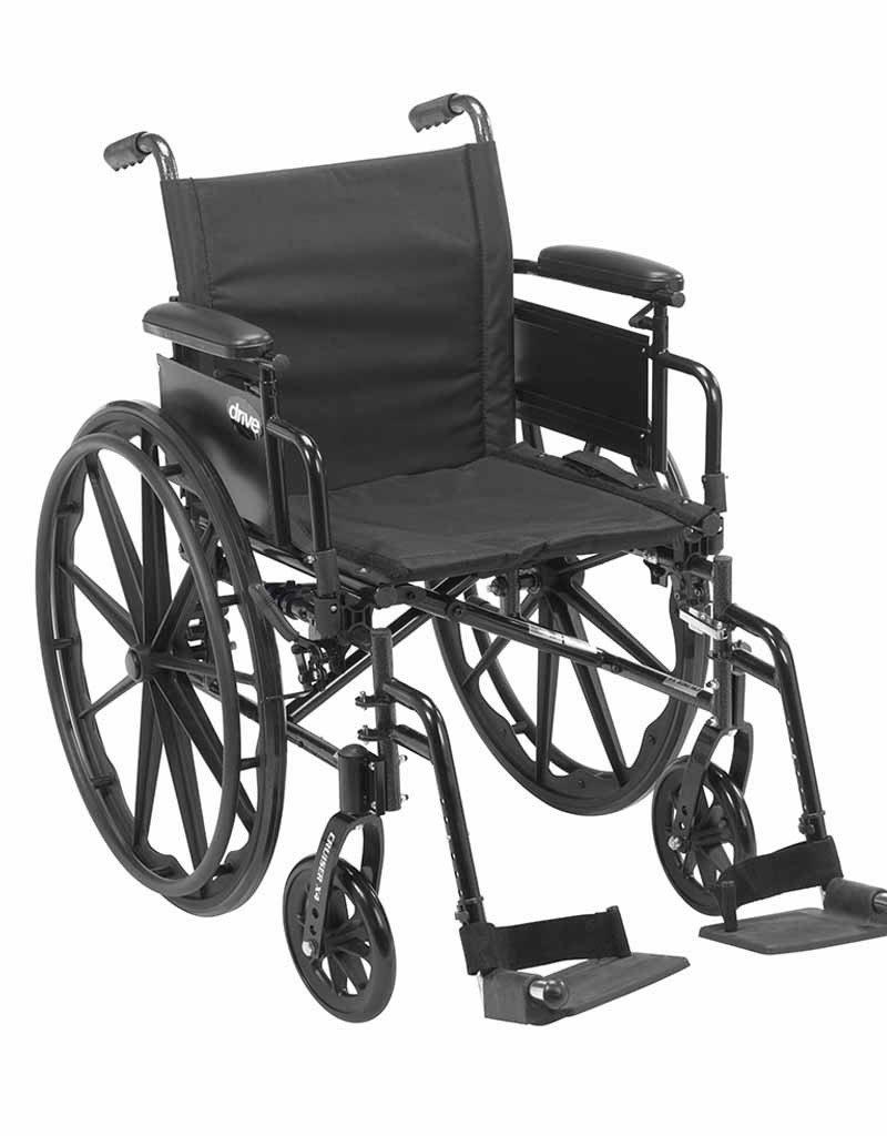 Drive/Devilbiss Cruiser X4 Wheelchair