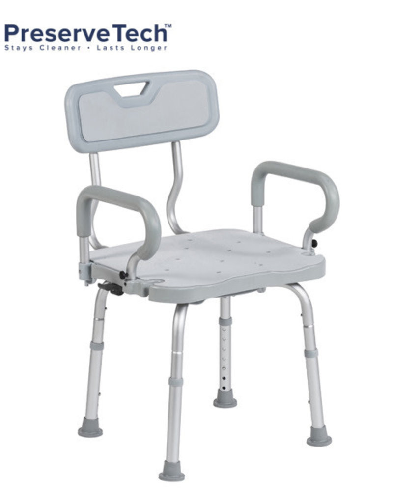 Drive PreserveTech™ 360° Swivel Bath Chair