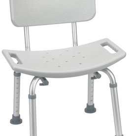 Drive Deluxe Aluminum Bath Chair