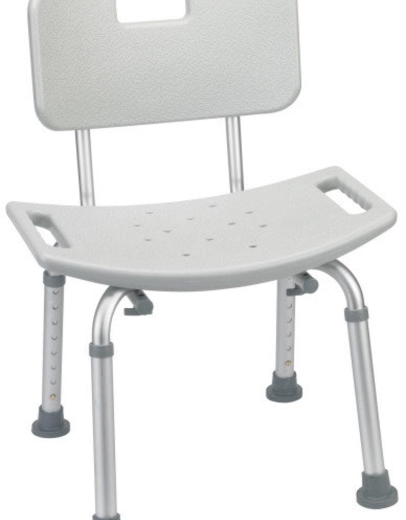 Drive Deluxe Aluminum Bath Chair