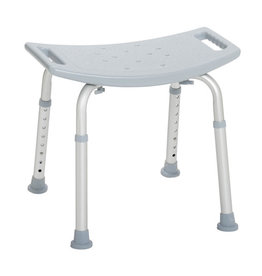 Drive Deluxe Aluminum Shower Bench without Back
