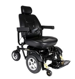 Drive/Devilbiss Trident Heavy Duty Power Wheelchair