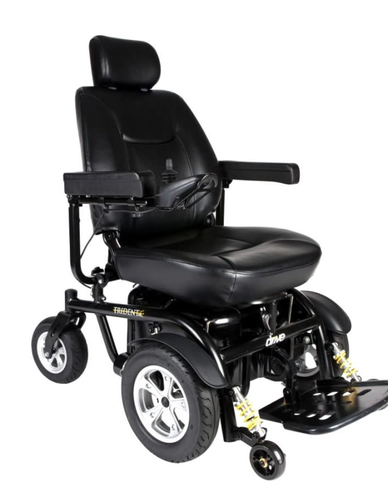 Drive/Devilbiss Trident Heavy Duty Power Wheelchair