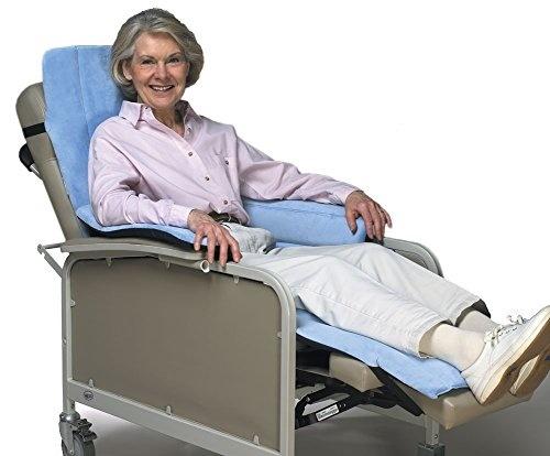 Woman Using Geriatric Chair