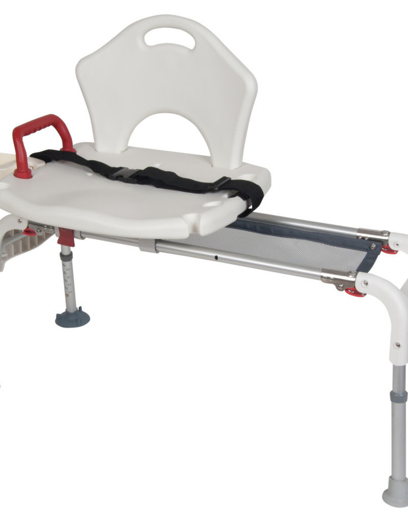 Drive/Devilbiss Sliding Transfer Bench