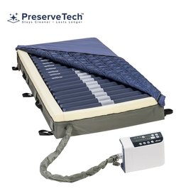 Drive/Devilbiss Alternating Pressure & Low Air Loss Mattress