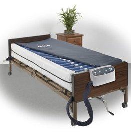 """Drive/Devilbiss LAL Mattress with 10"""" Defined Perimeter"""