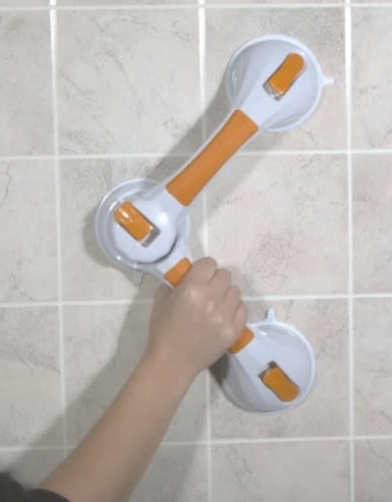 Drive/Devilbiss Rotating Suction-Cup Grab Bar