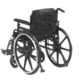 Drive/Devilbiss Adjustable Tension Wheelchair Back Cushion