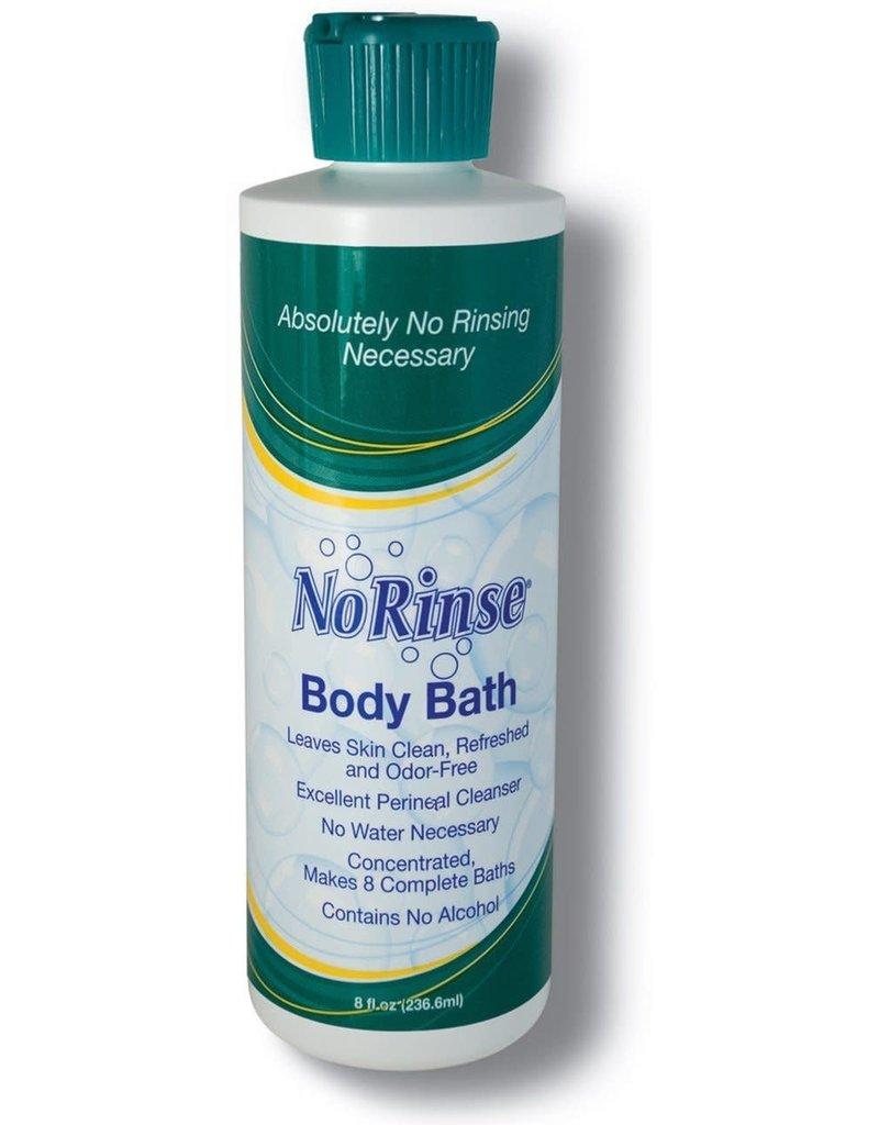 Clean Life Products No Rinse Body Bath  8oz