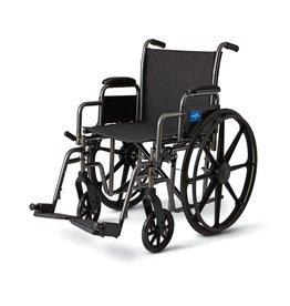 Medline Industries K3 Basic Lightweight Wheelchair