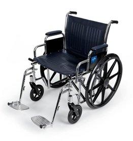 Medline Industries Excel Extra Wide Wheelchair