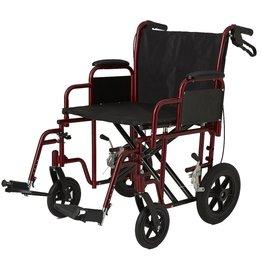 Medline Industries Bariatric Transport Chair