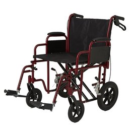 Medline Industries Bariatric Transport Chair