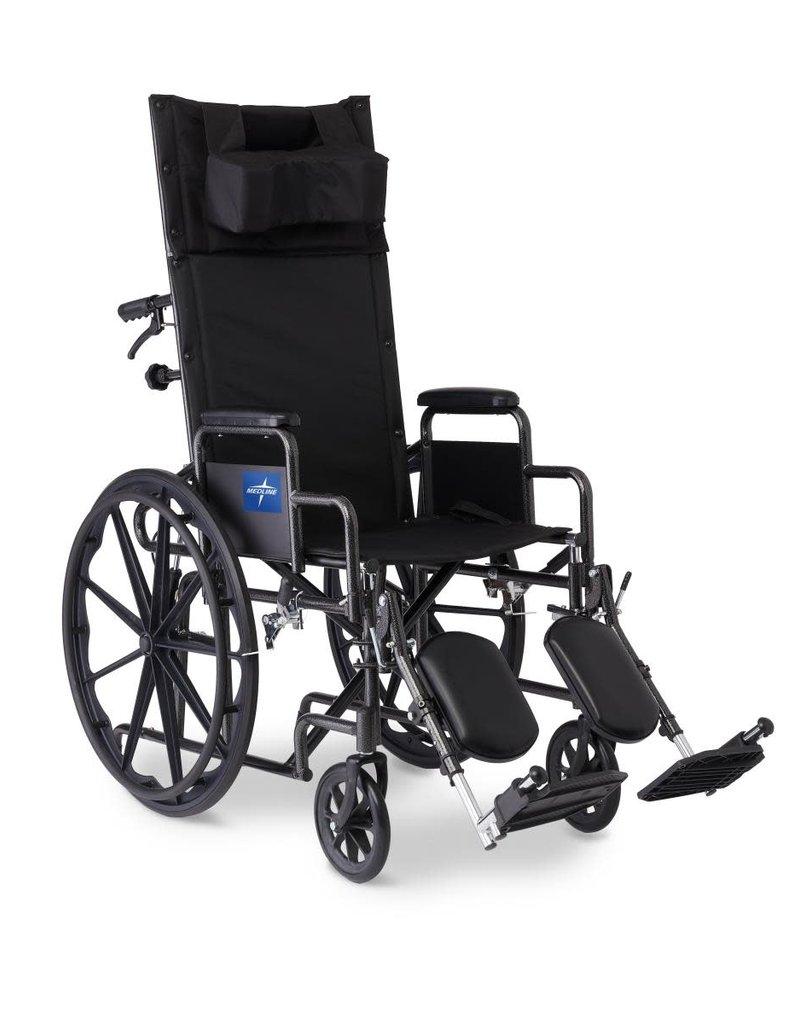 Medline Industries Guardian Reclining Wheelchair