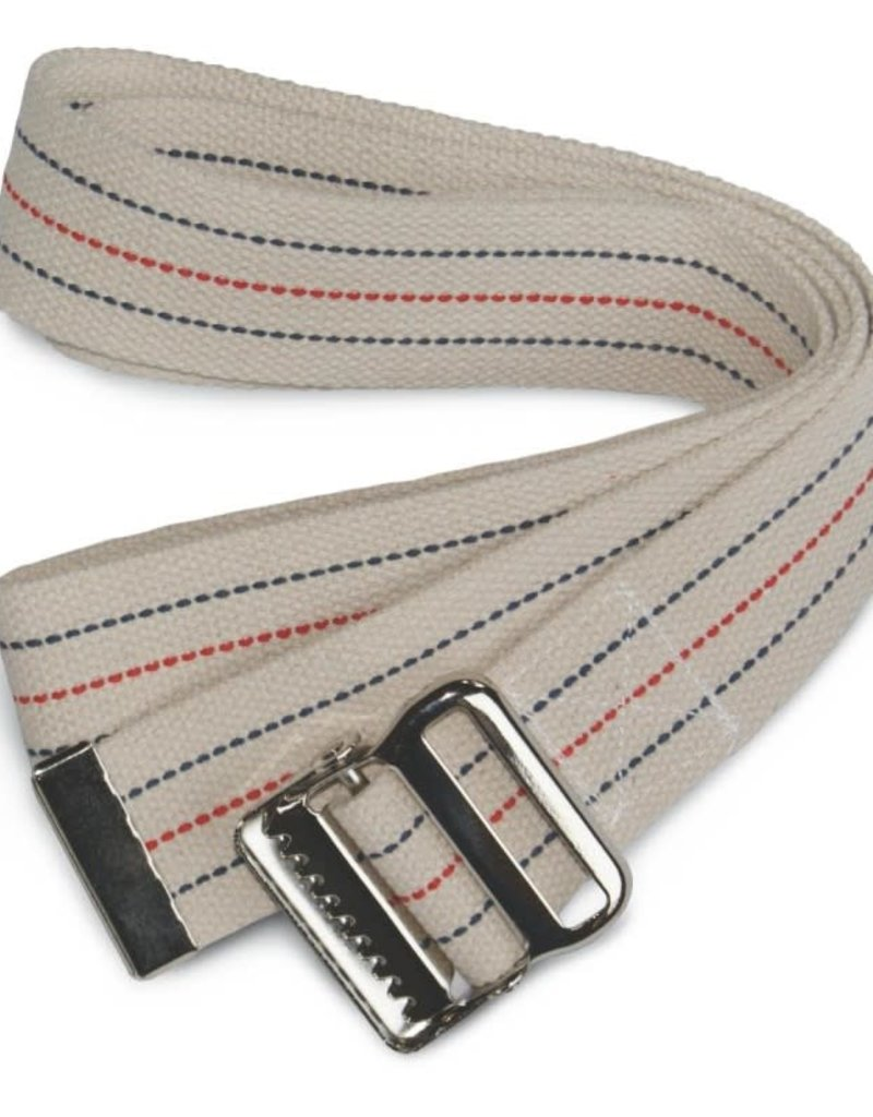 Medline Industries Washable Cotton Gait Belts