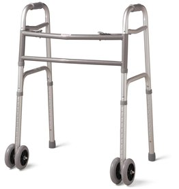 Medline Industries Folding Bariatric Walker
