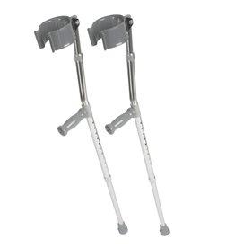 Medline Industries Forearm Crutches