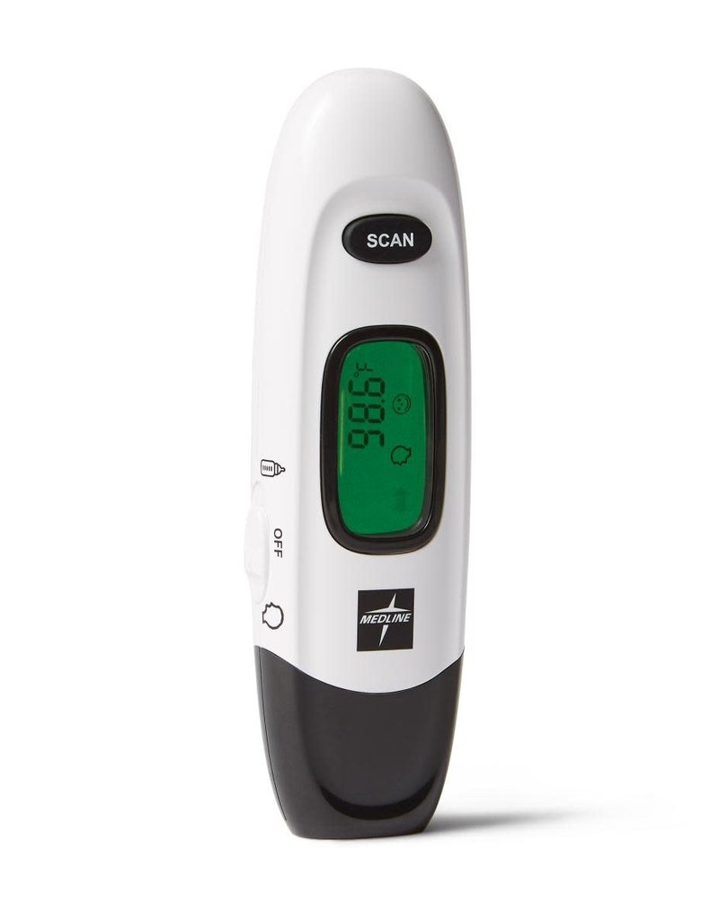 Medline Industries No-Touch Digital Thermometer