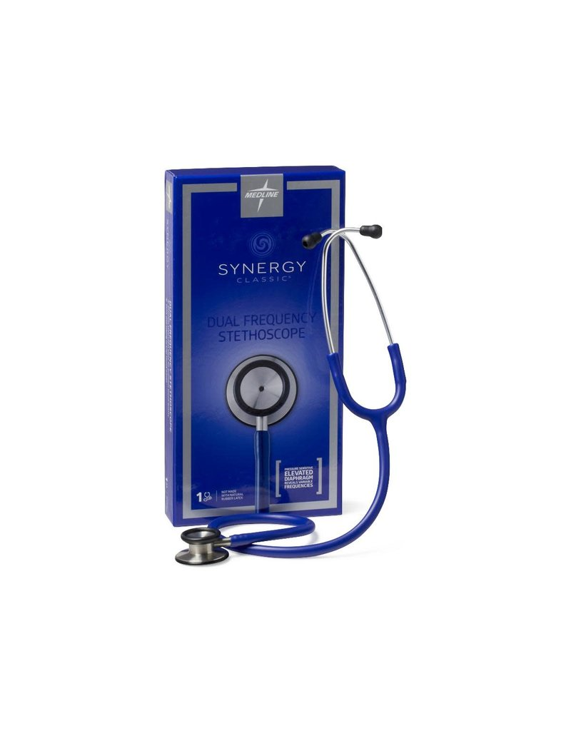 Medline Industries Synergy Dual Frequency Stethoscope