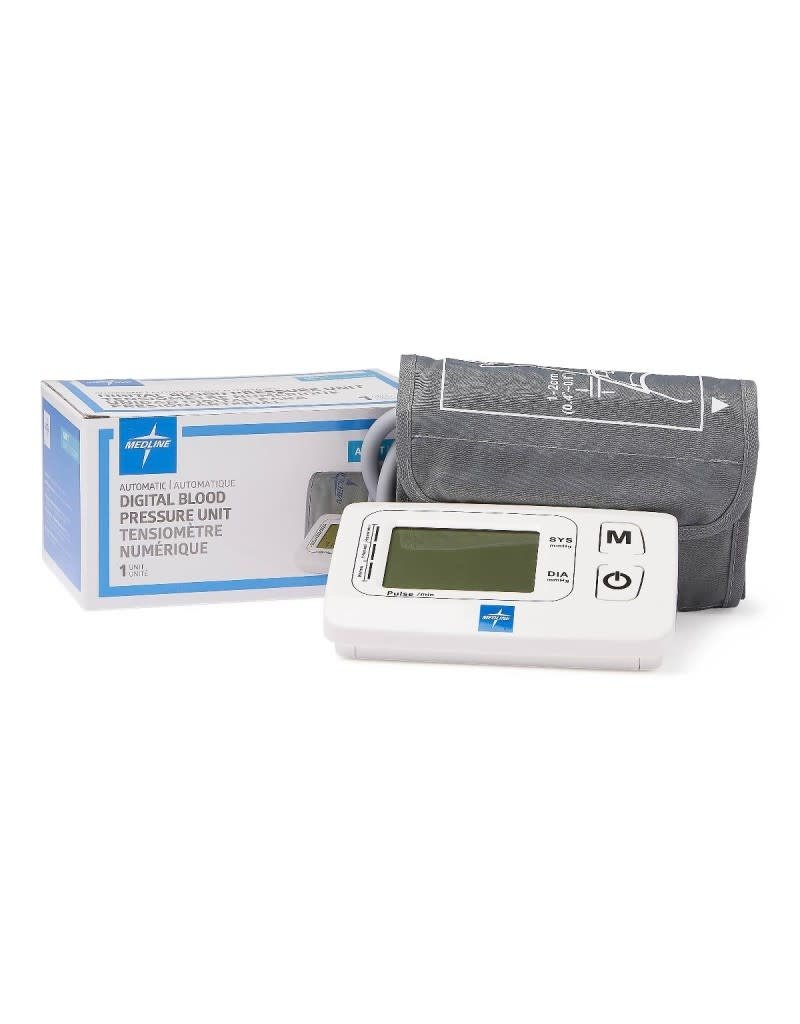 Medline Industries Automatic Digital Blood Pressure Monitor