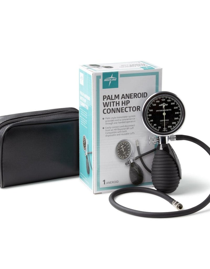 Medline Industries Handheld Palm Aneroid