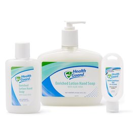Medline Industries HealthGuard Enriched Lotion Soap