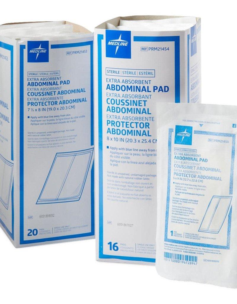Medline Industries Sterile Abdominal Pads